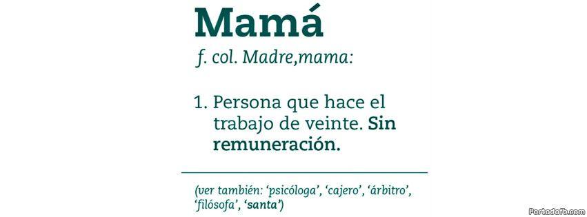 definición de mamá - Buscar con Google