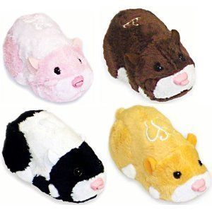 Zhu Zhu Pets Hamster Toy Special Collector 4Pack Jilly