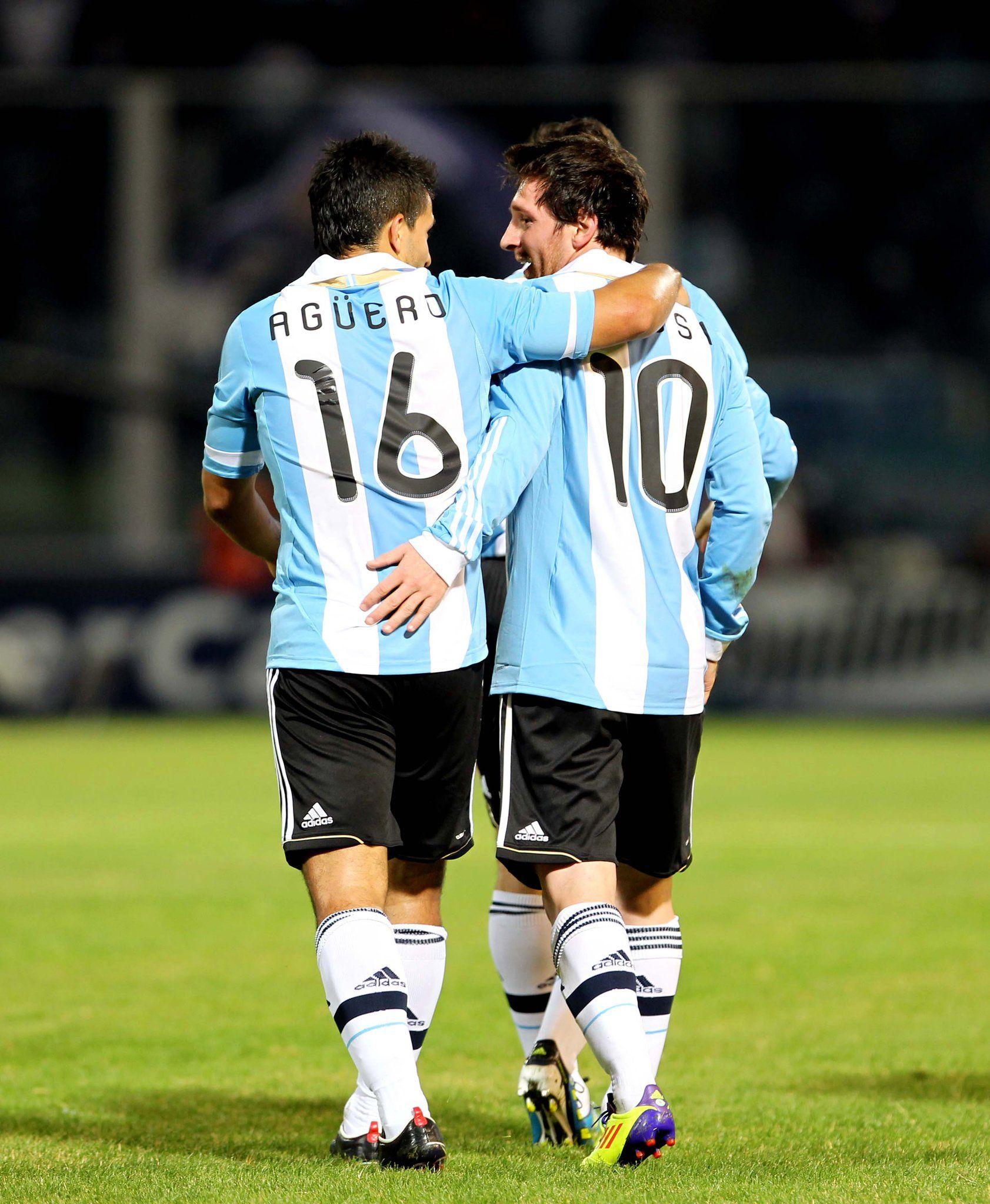 Kun & Messi