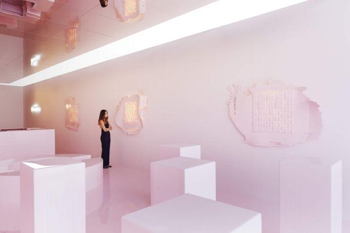 Normann Copenhagen Showroom By Tabanlioglu Architects Miami Retail Design Blog