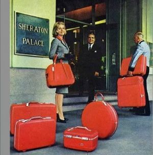 Behind The Scenes In The Travel And Hospitality Industry American Tourister Luggage Vintage Luggage