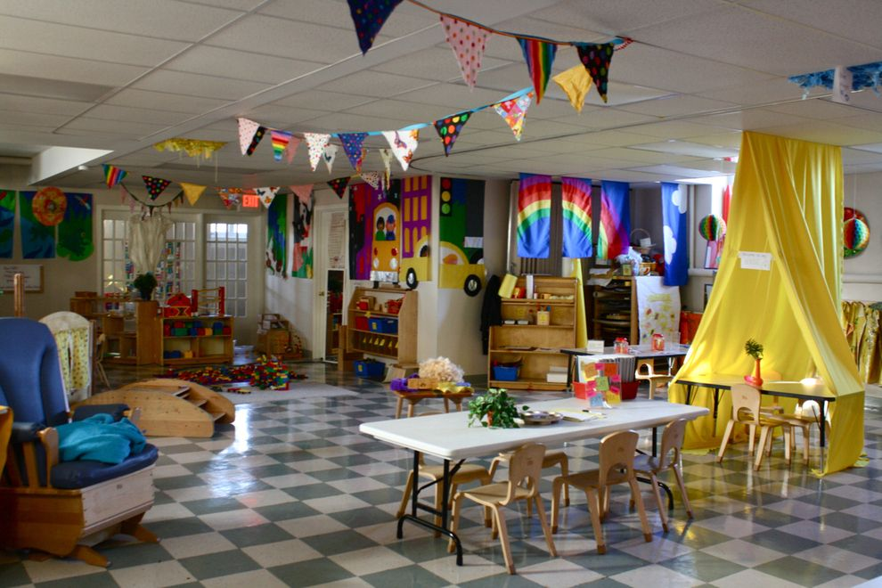 Yellow Classroom Decor : A learning space filled with character epic examples of