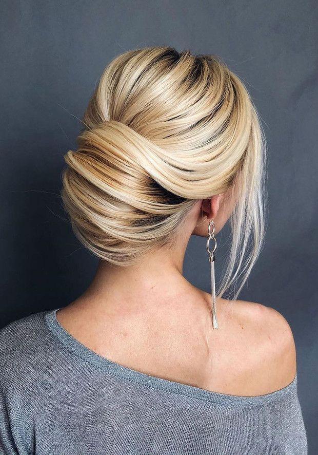 10 peinados de noche que te harán ver súper elegante y sexy