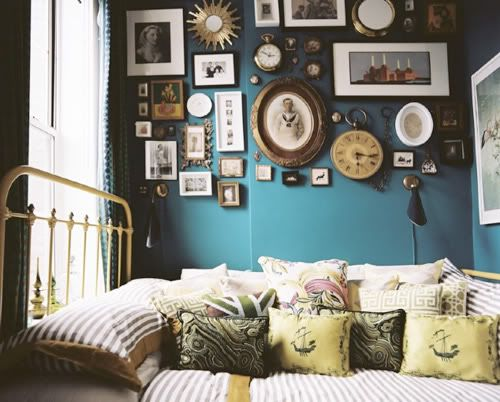 frame collages,oh louise blog,wall art collage   Home   Pinterest ...