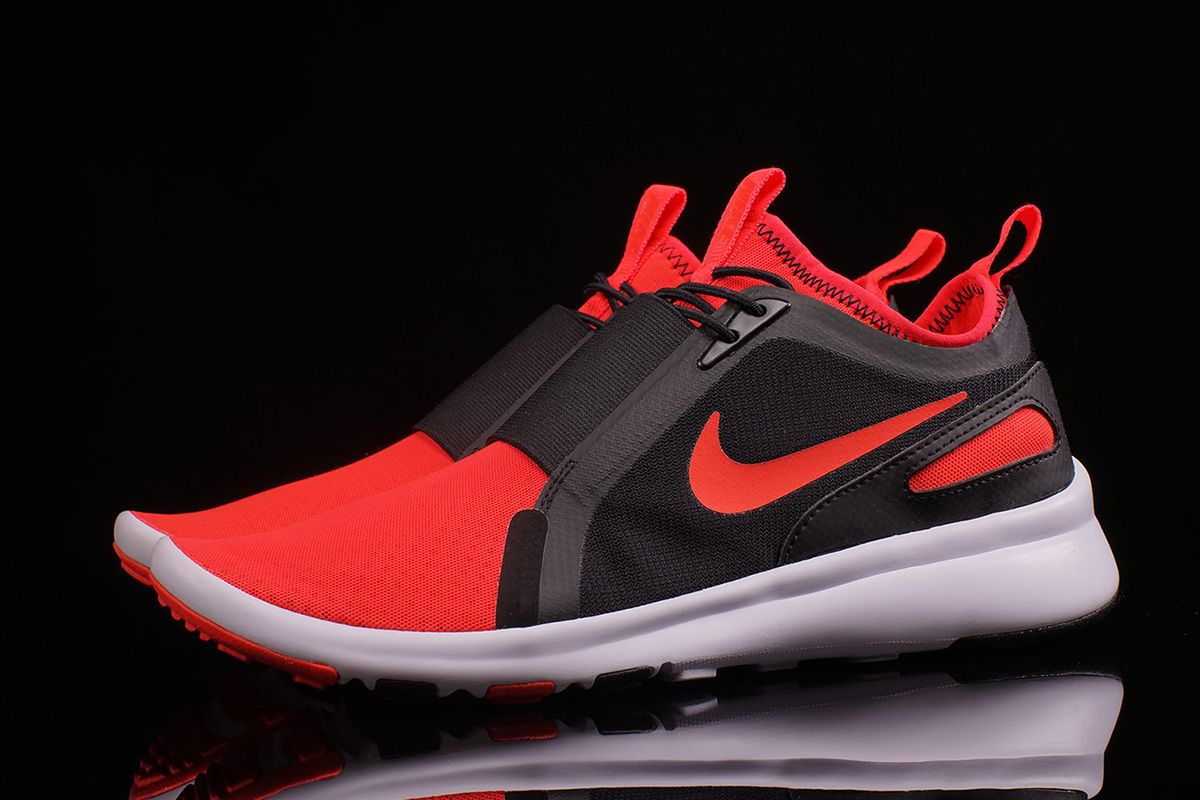 326b267852f Nike  Bright Crimson Black  Current Slip On - EU Kicks  Sneaker Magazine