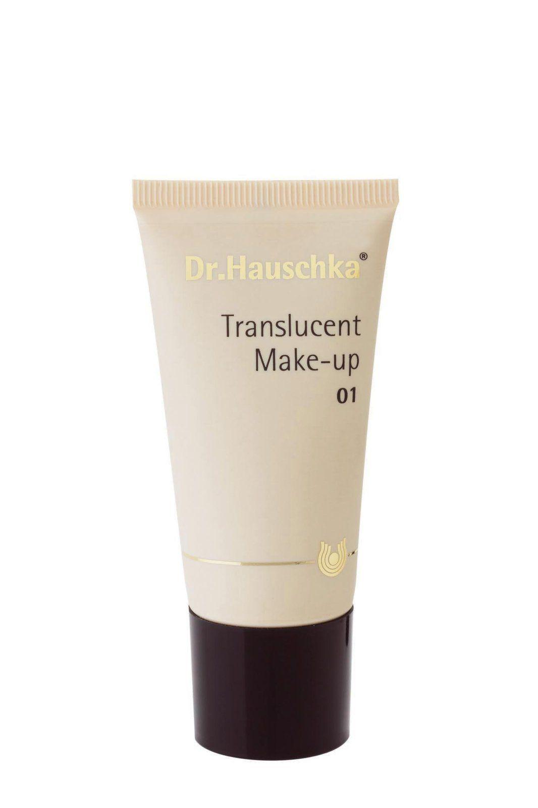 Dr Hauschka Skin Care Translucent Make Up Skin Care Translucent Beauty Skin