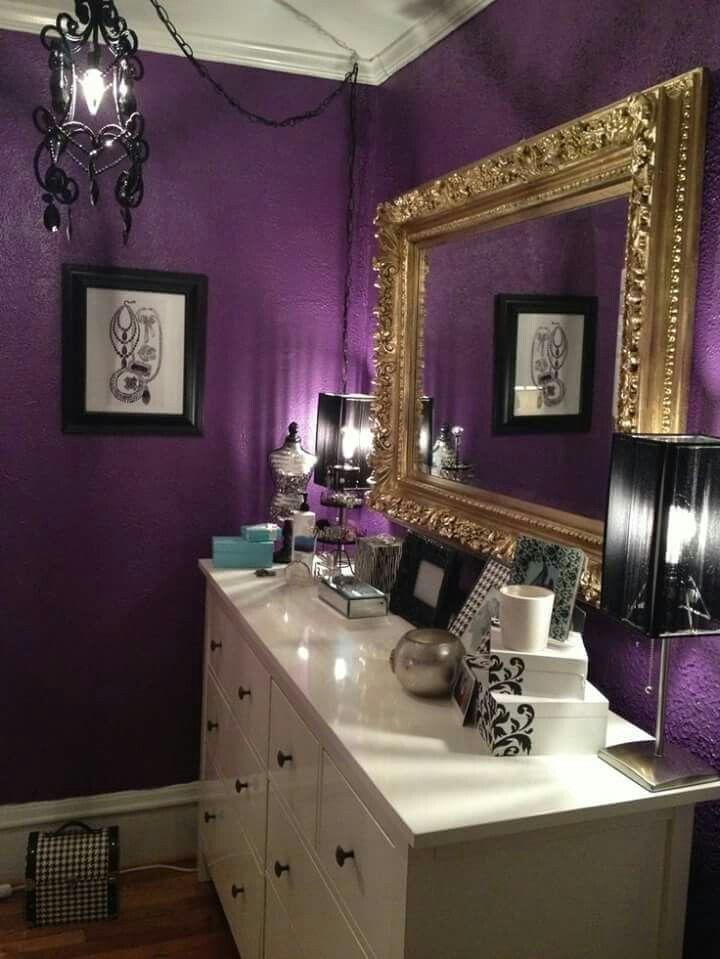 Purple Bath More