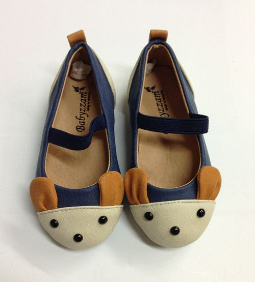 Baby Zzam Mouse Flats 4C Baby girl Pinterest