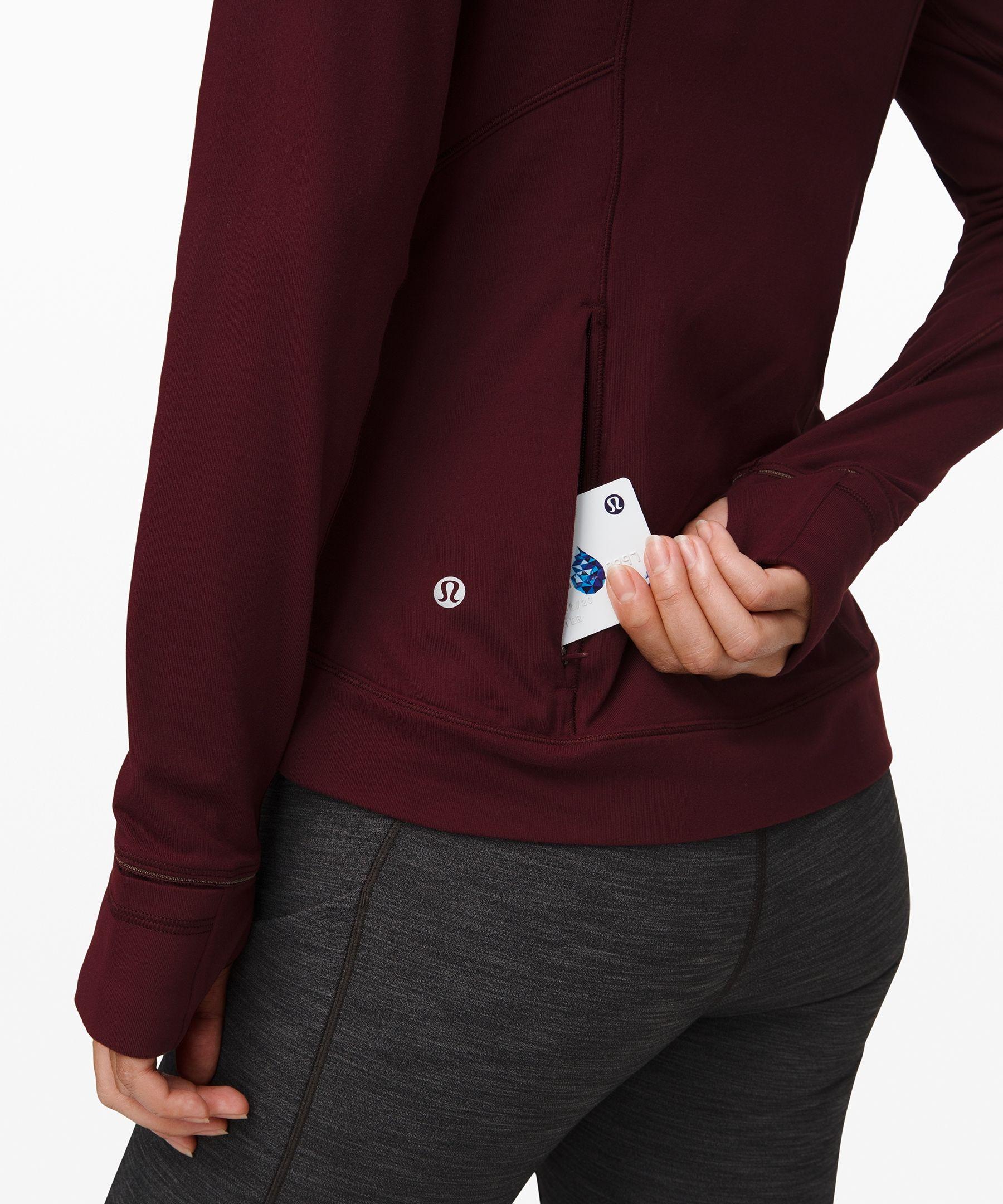 Outrun the Elements 1/2 Zip | Women's Hoodies + Sweatshirts | lululemon athletica 3