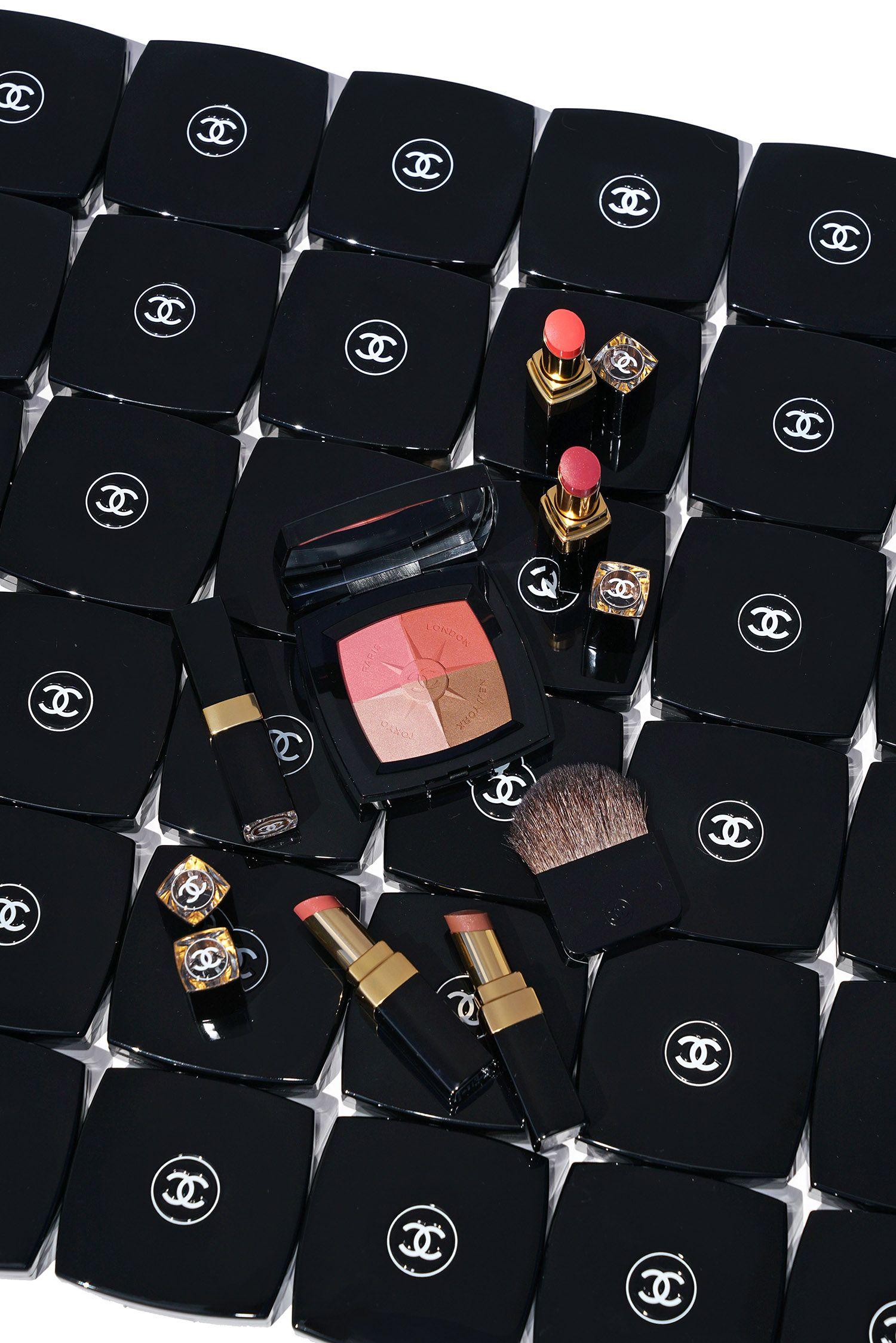 Chanel Rouge Coco Flash Picks + Voyage de Chanel Travel
