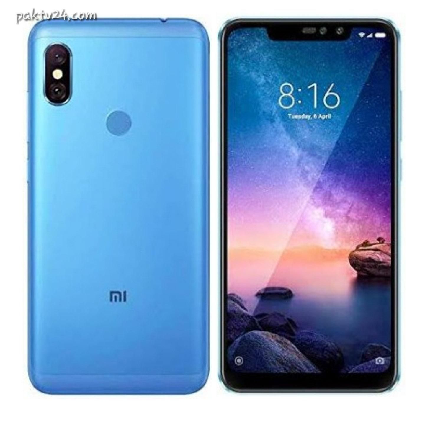 Xiaomi Redmi Note 6 Pro Price And Specifications Xiaomi Best Mobile Mobile Price