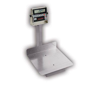 Kitchen Scale With Oversized Platform