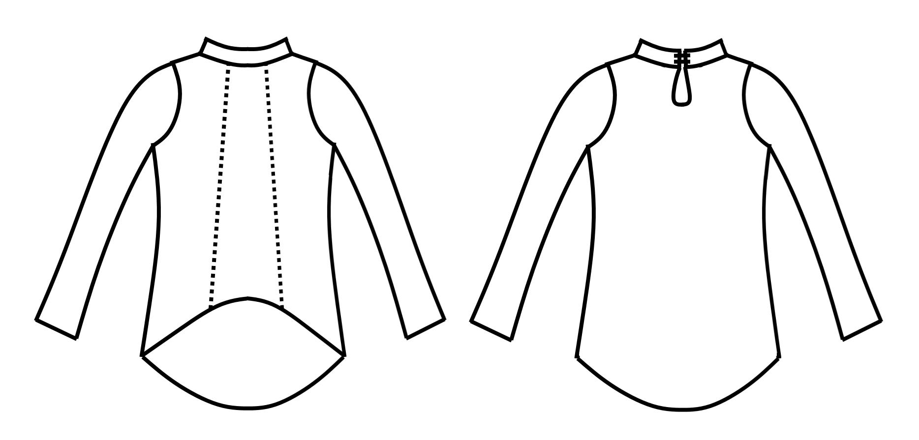Mood Diy Free Mock Neck Shirt Sewing Pattern Mood Sewciety Shirt Sewing Pattern Sewing Patterns Free Women Sewing Pattern Design
