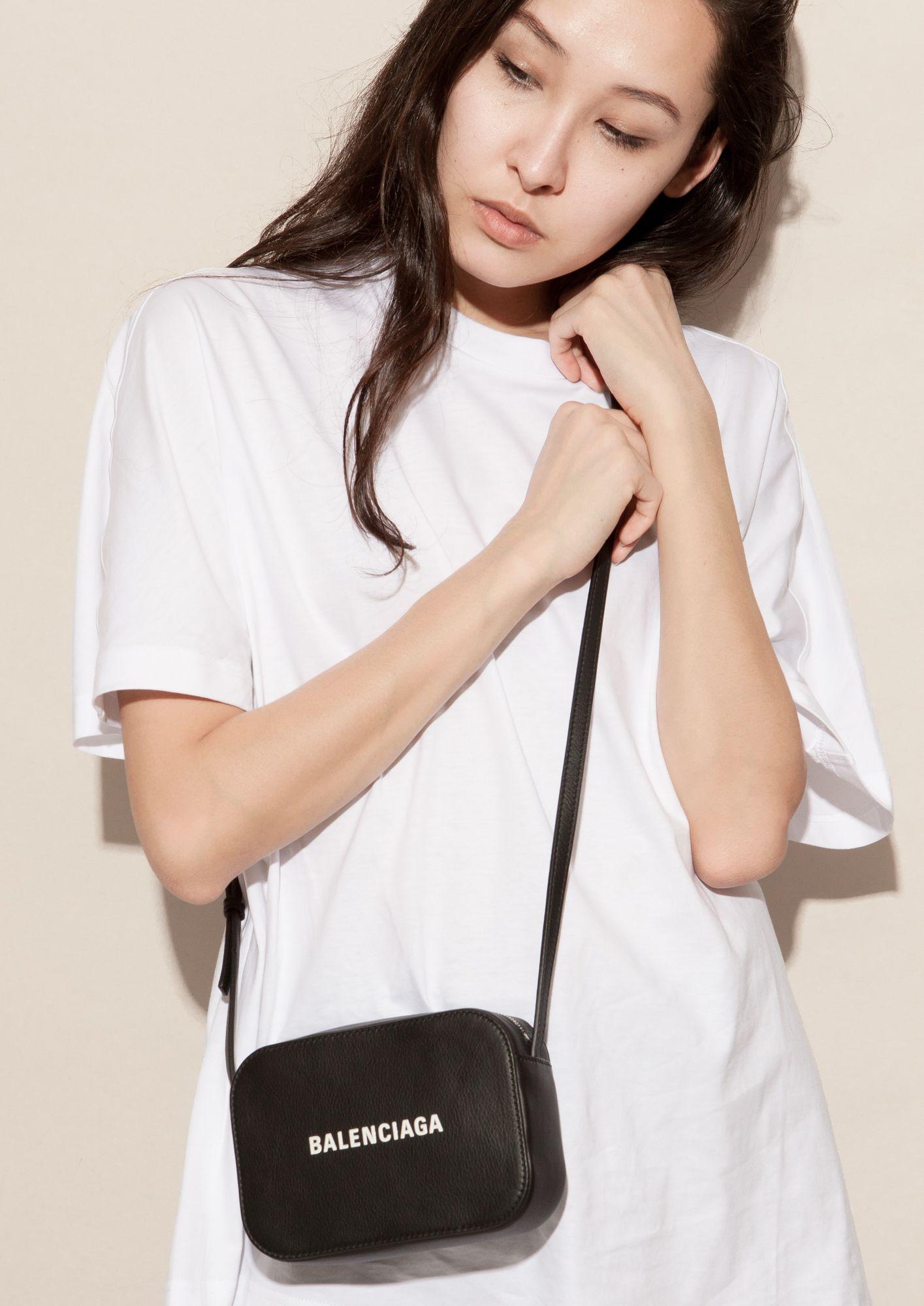 Balenciaga XS camera bag | Black camera