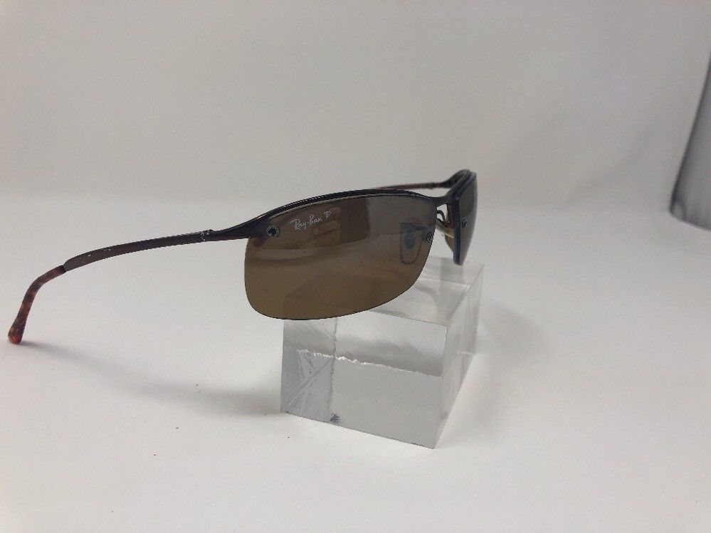 Parts Only Ray Ban Rb 3183 014 84 Sunglass Frames 63 15 3p Bronze