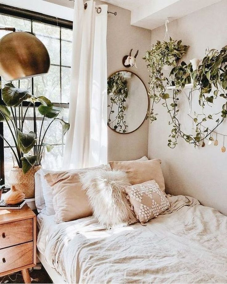do you like plants Would you like to decorate your room with them but you don't know how to combine them? Then look at these beautiful designs, and go to rexgarden.com to get the best prices and discounts on purchases for plants and home accessories.   #rexgarden  • • • • • #bedroom #bed #bedroomdecor #livingroom #bedding #bathroom #homedecor #room #furniture #interior #plants