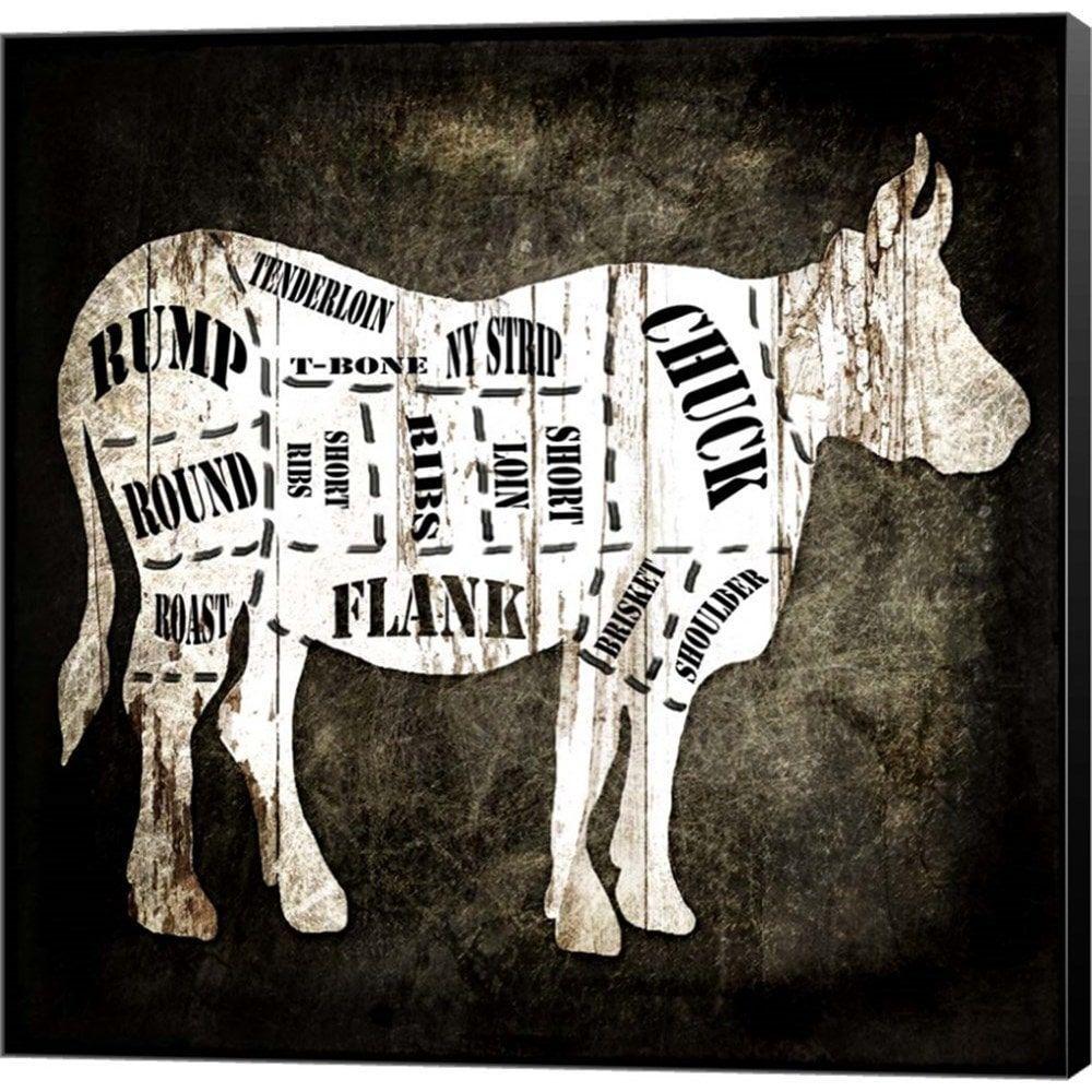 LightBoxJournal \'Butcher Shop II\' Canvas Art | Hobby Lobby | Pinterest