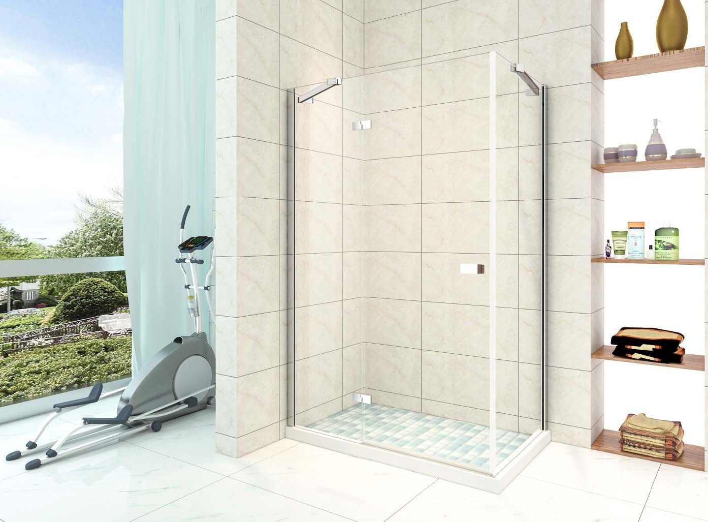 Get The Shower Enclosures Doors You Really Want Dabbl Delivers