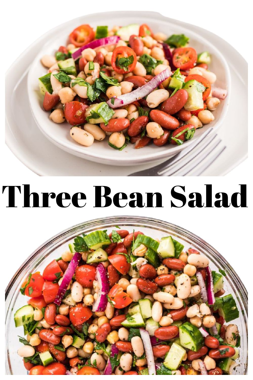 Three Bean Salad Recipes Best