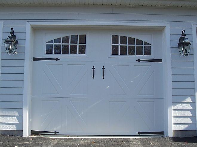 Barn Style Garage Doors Barn Style Garage Door New House Pinterest