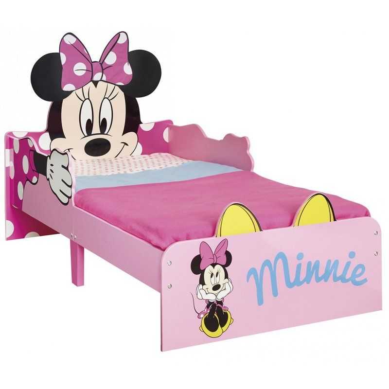 Cama Infantil Minnie Mouse Disney ECO - 140 x 70 cm muebles - maison france confort brignoles