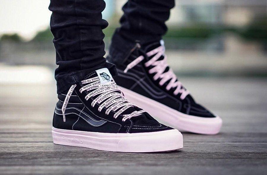 Buy Vans x Anti Social Social Club Sk8-Hi   Authentic Sneakers + ... 4c06028c6