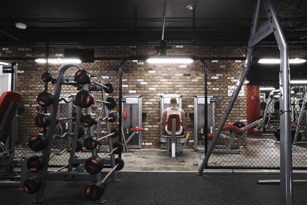 Snap Fitness By Amber Road Gym Interior Gym Design Gym Decor