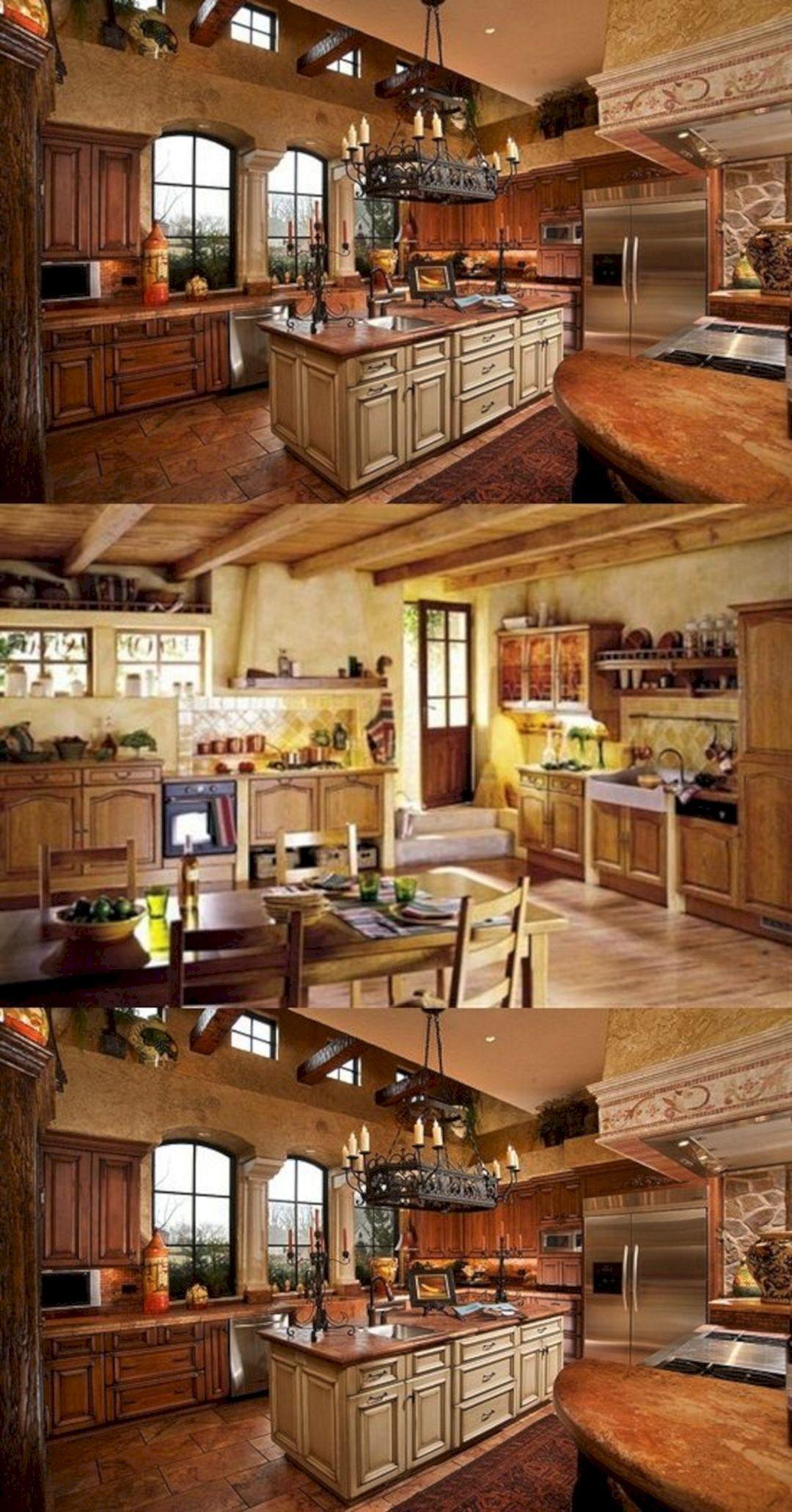 60+ Best Rustic Italian Houses Decorating Ideas | Cabañas