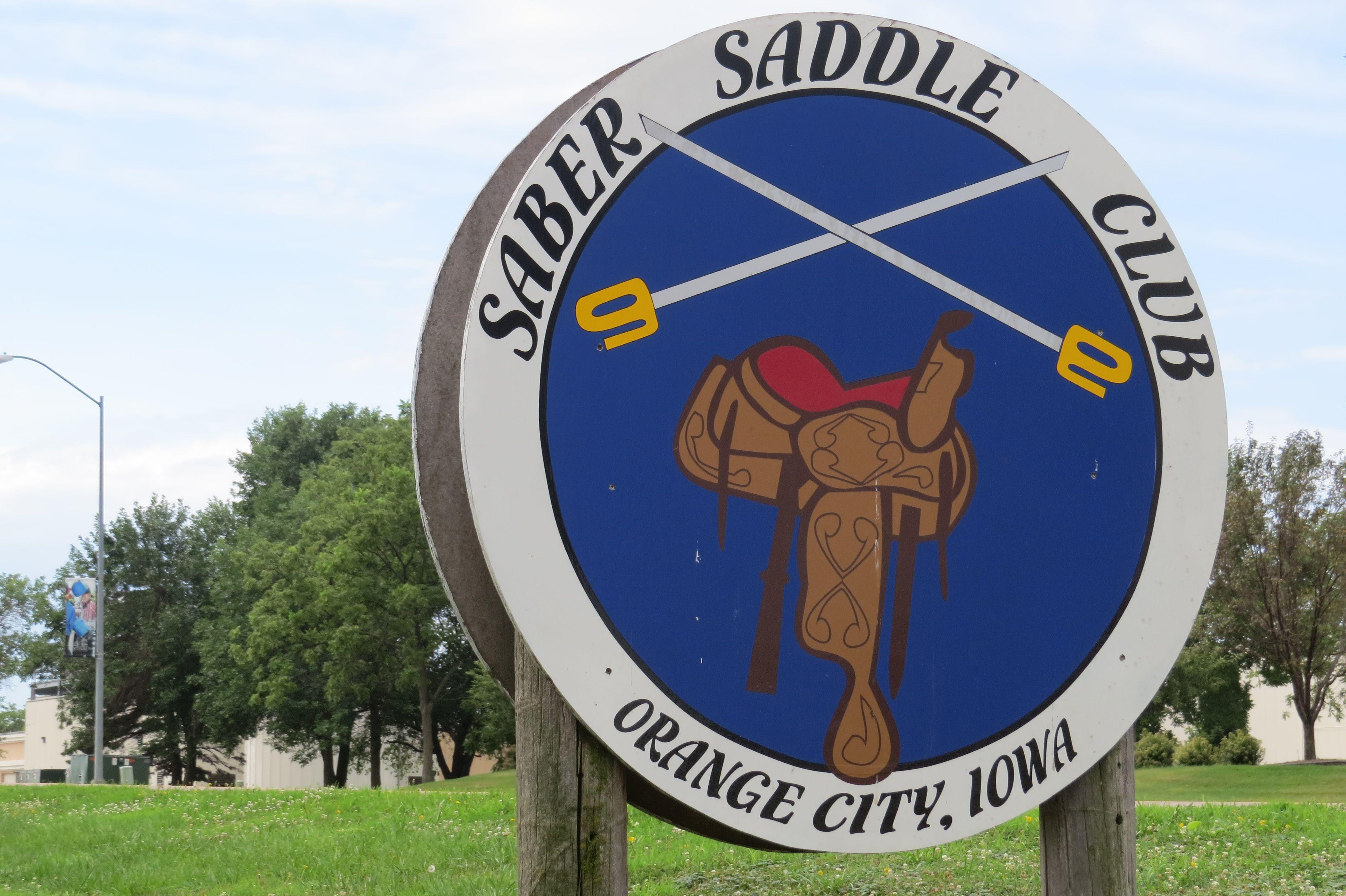 Saber Saddle Club Orange City Iowa Orange City Iowa Orange City Orange