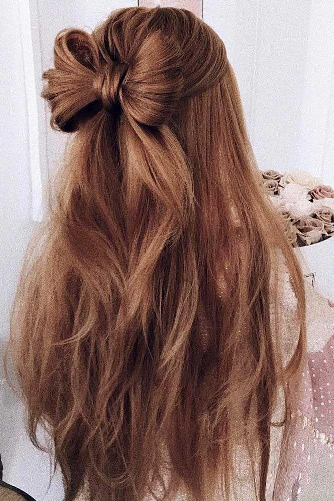 30 lange Frisuren und Frisuren, damit Frauen herrlich schauen – #damit #frauen #…