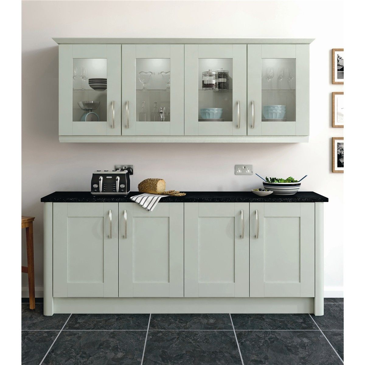 Image Result For SHAKER KITCHEN Wall UNITS