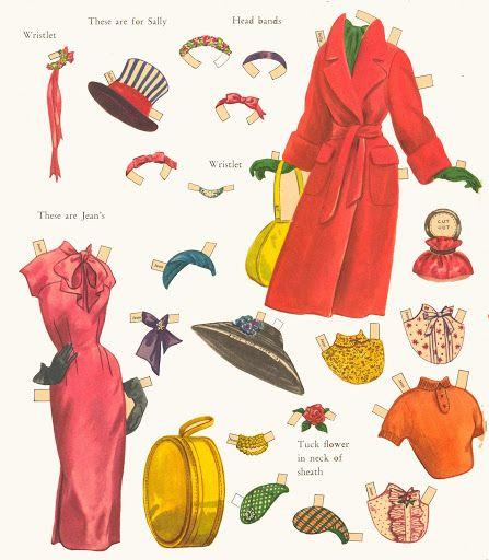 Career Girls 1955 Simon & Schuster - Yakira Chandrani - Álbumes web de Picasa