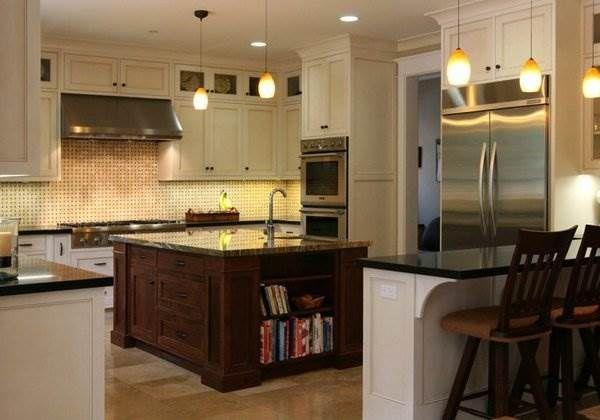 Decor Ideas For Craftsman Style Homes Craftsman Kitchen