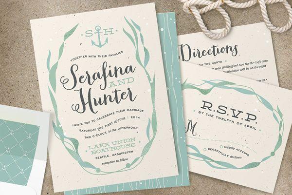 Minted Giveaway Aqua wedding Aqua and Wedding