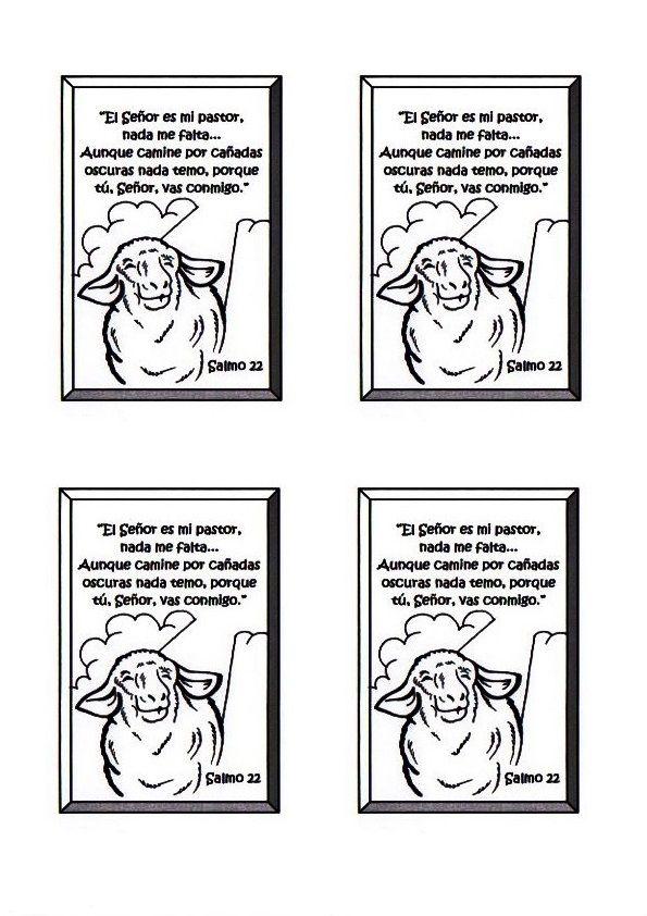 Laminas de La Biblia Para Colorear ,Imprimir y Recortar.: Citas ...