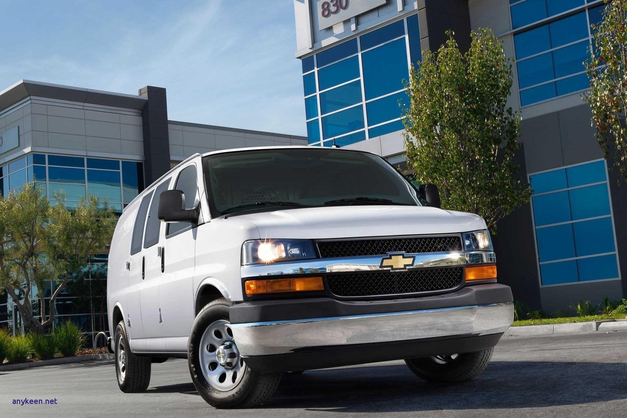 2019 chevy express passenger van first drive car review 2018 [ 2048 x 1365 Pixel ]