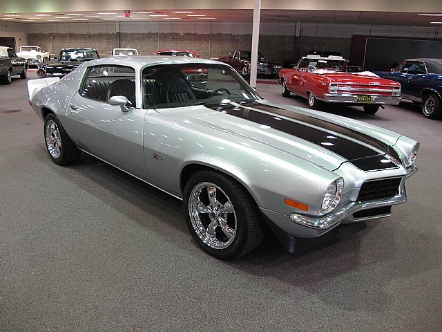 1973 Camaro Black 1973 Chevrolet Camaro For Sale Troy