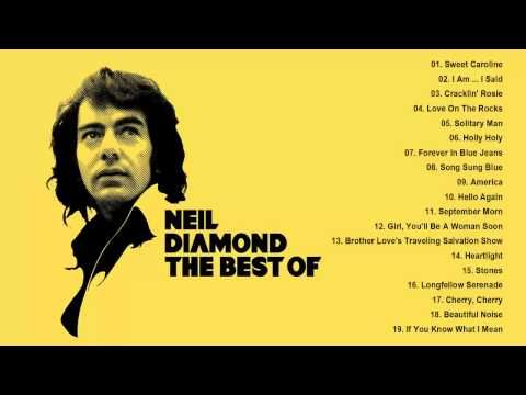 Neil Diamond Youtube Greatest Hits