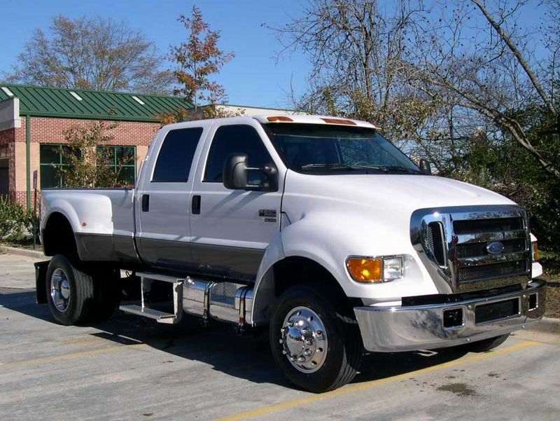 Ford F 650 Extreme Pick Up Truck