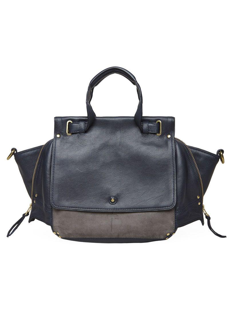 Jerome Dreyfuss Medium Johan Bag | La Garçonne