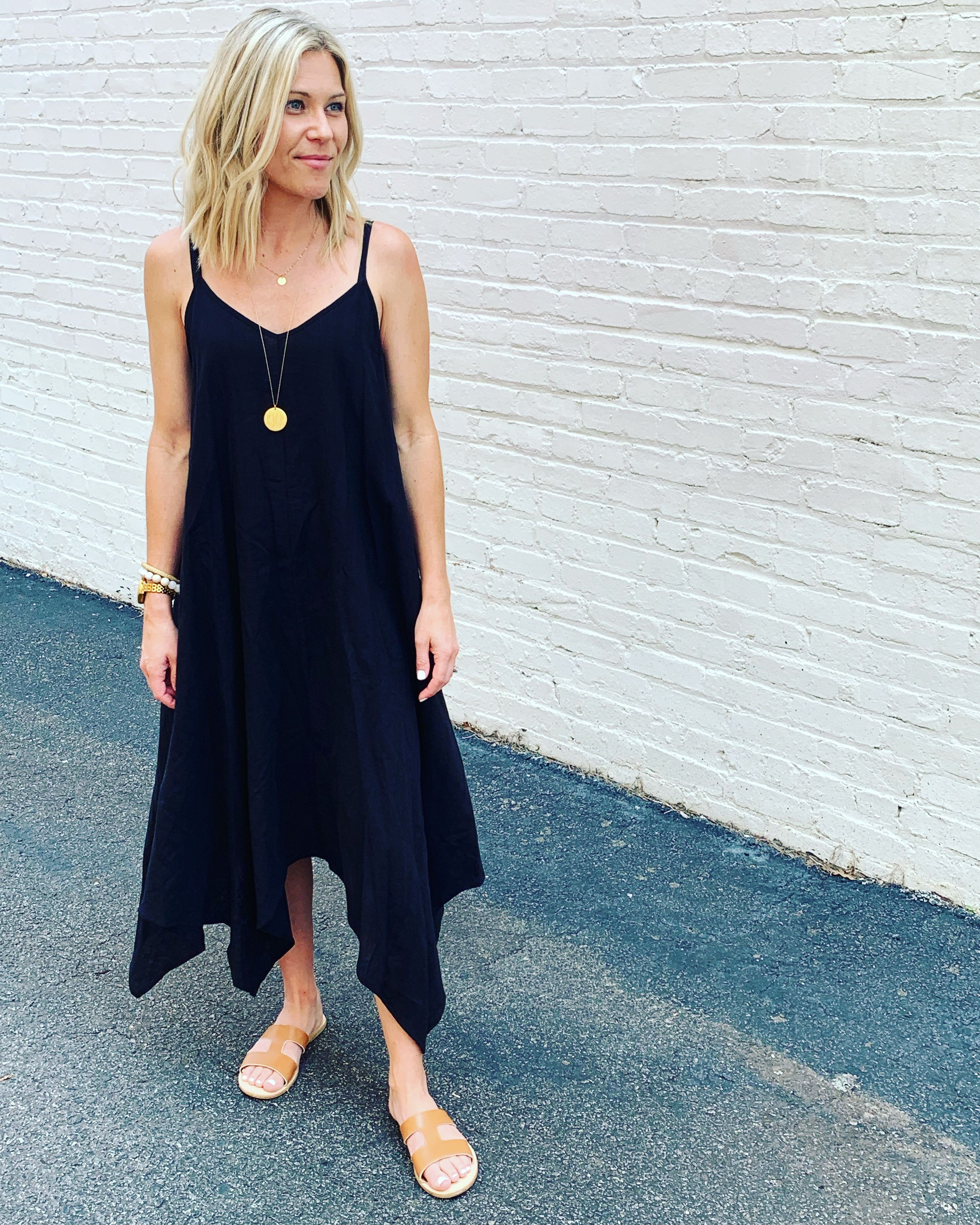 Time And Tru Time And Tru Women S Ruffle Midi Dress Walmart Com Midi Ruffle Dress Ruffle Midi Dress Dresses [ 1137 x 853 Pixel ]