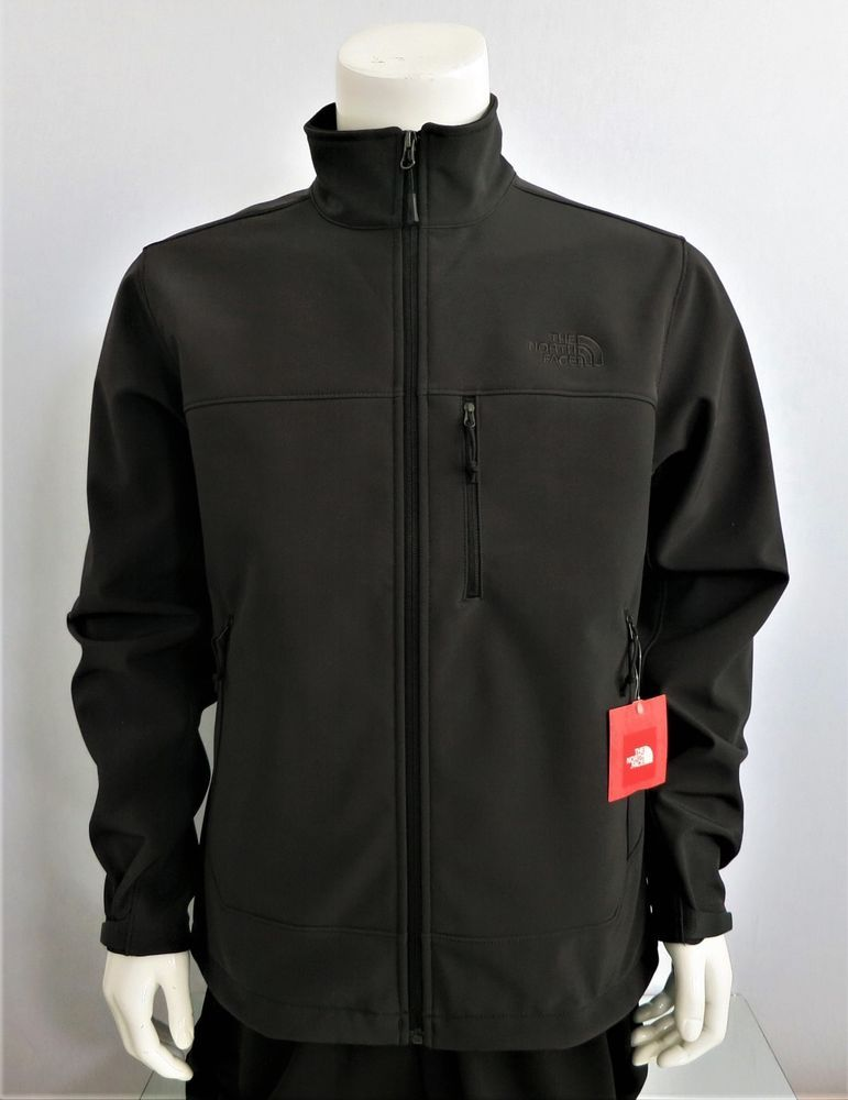 THE NORTH FACE Apex Bionic Men s Softshell Jacket TNF BLACK sz S M L XL XXL cf96066a9