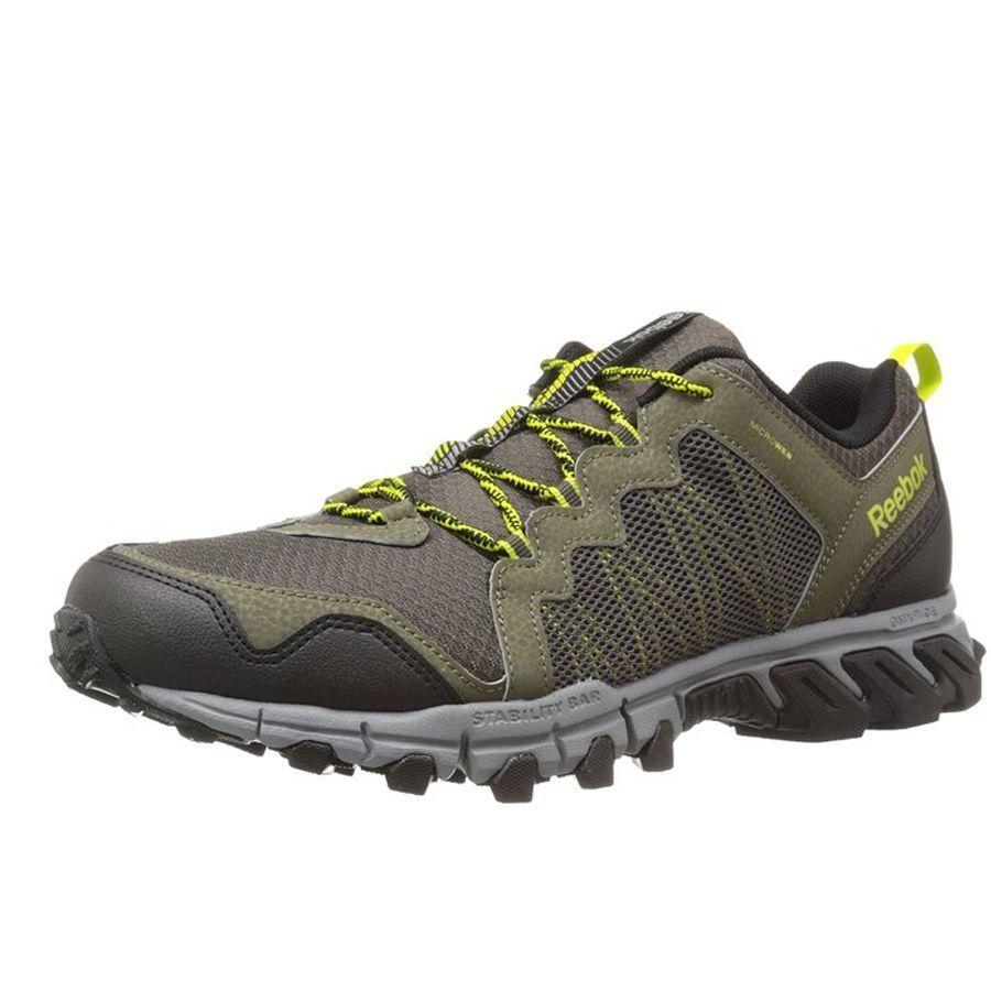 Reebok Men s Trailgrip RS 4.0 Running Shoes Walking Trekking Shoes US Size  7~12  Reebok  HikingTrail 842735936