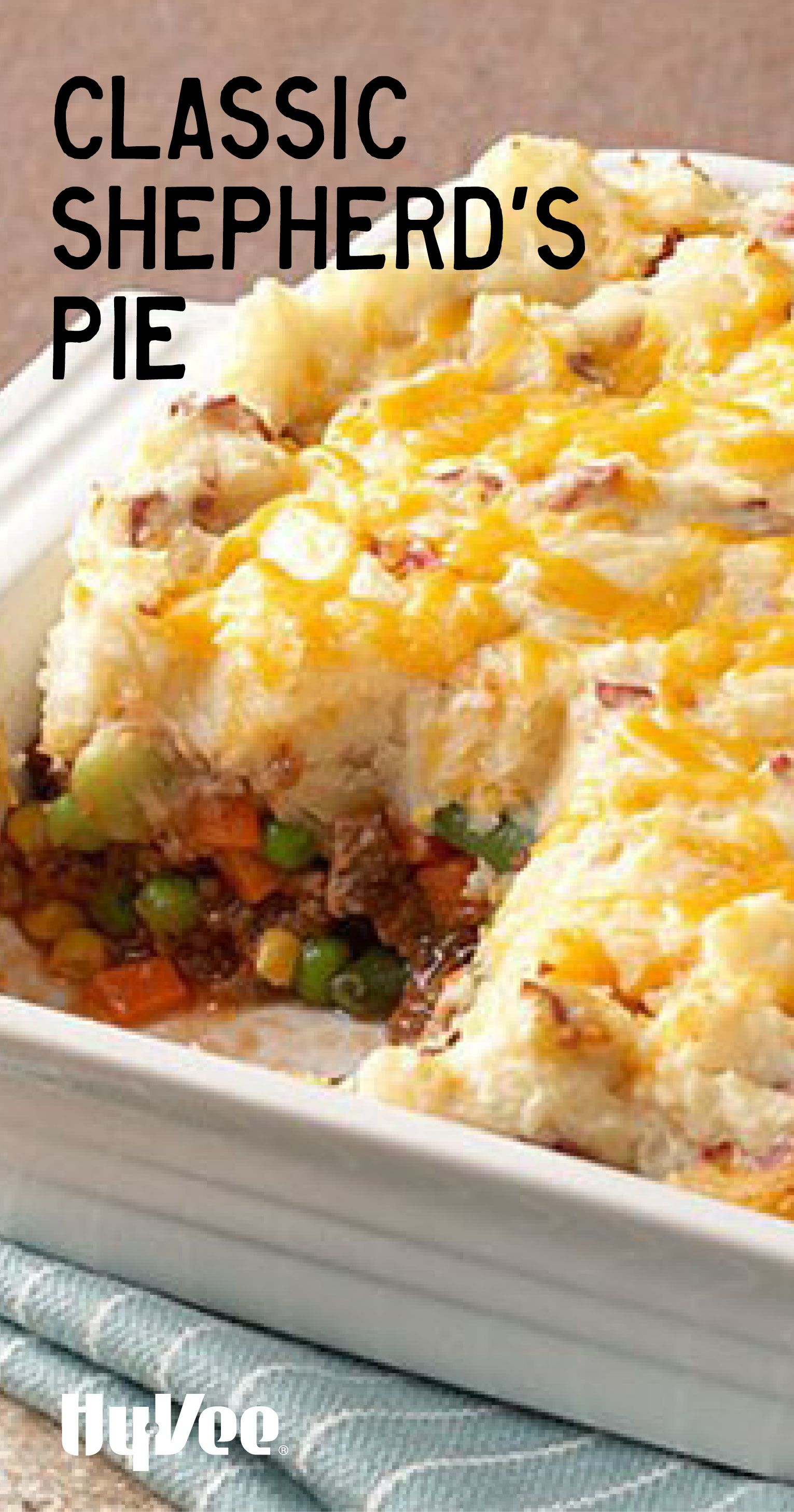 Classic Shepherd S Pie Recipe Best Shepherds Pie Recipe Shepherds Pie Recipe Easy Easy Pie Recipes