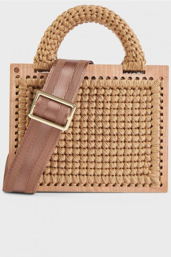 fdc7330e70117 Small St. Barts Purse | Bag designs | Purses, Knitted bags, Bags