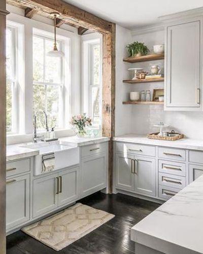 Mutfak Tadilatı ve Mutfak Yenileme Fikirleri #smallkitchendecor