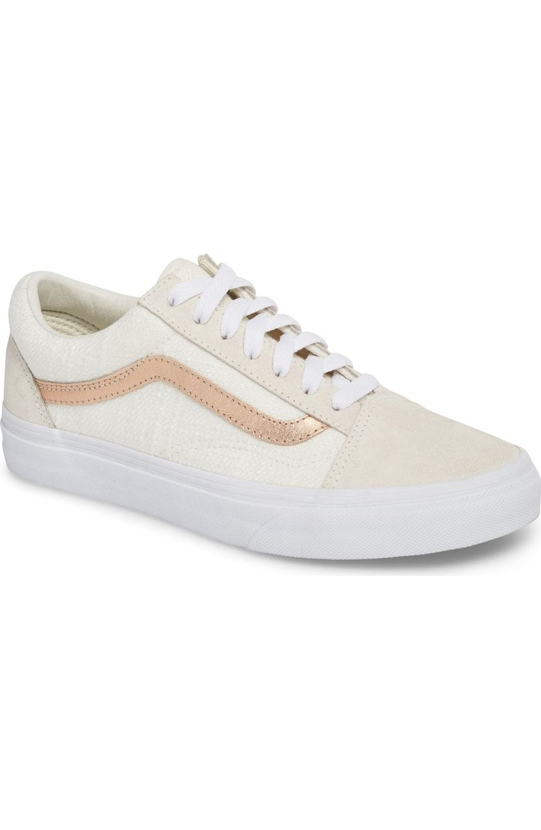 898f21424e vans old skool rose gold sneaker