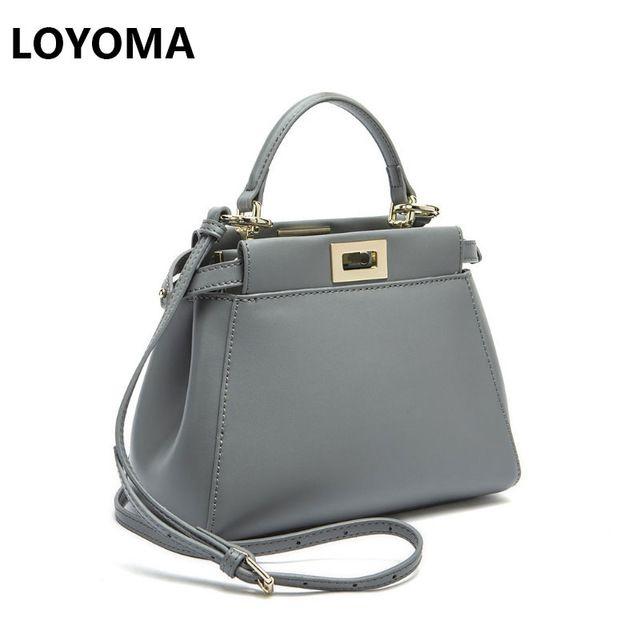 Great Price 41 24 Women Messenger Bags Kaboo Bag Handbags 2017 Luxury Designer Genuine Leather