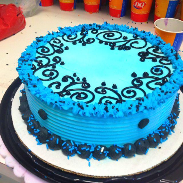 Marvelous Dq Cake Dairy Queen Ice Cream Cake Ice Cream Cake Diy Ice Funny Birthday Cards Online Fluifree Goldxyz