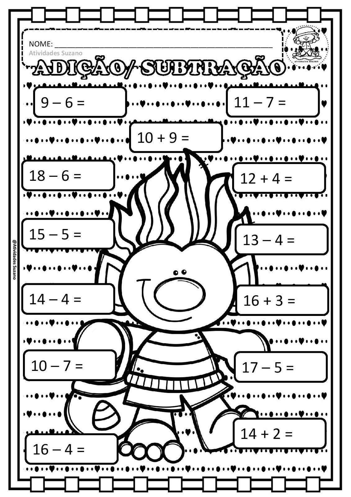 Adi Pinterest Math Worksheets And Adi Best Free